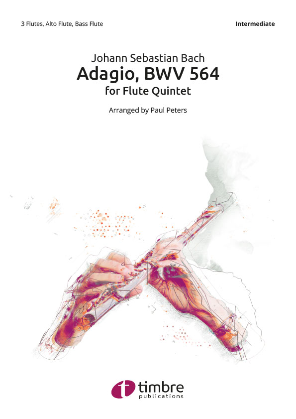 Adagio, BWV 564
