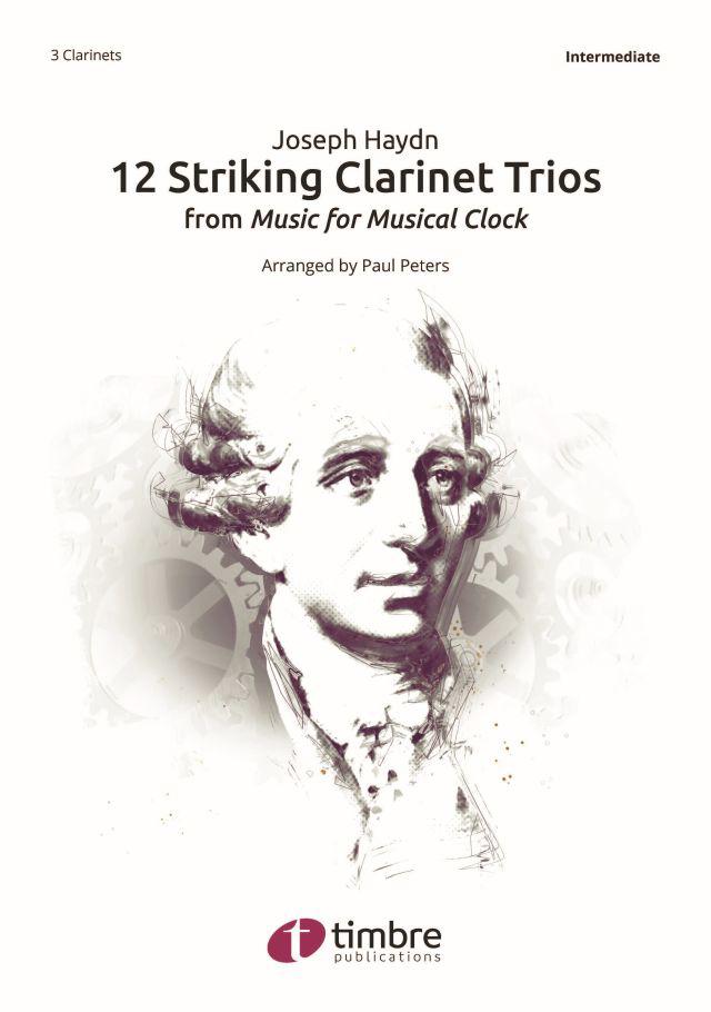12 Striking Clarinet Trios