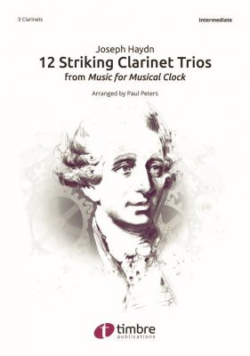 12 Striking Clarinet Trios