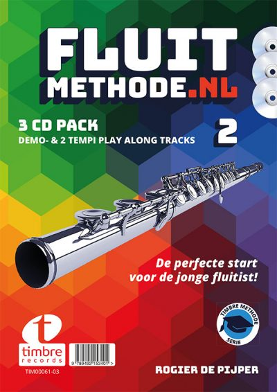 fluitmethode.nl 3 Cd Pack deel 2